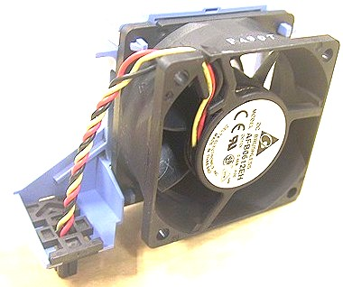 Dell 5Y378 CPU Front Fan Assembly for 2650