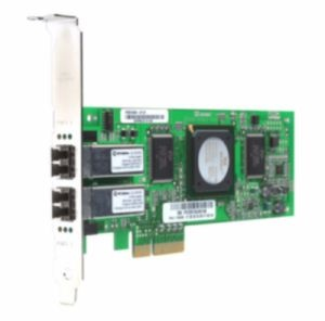 QLOGIC QLE2462 4GB PCI-E Dual Port Fiber Channel Host Bus Adapter