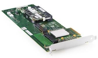 HP 409180-B21 Smart Array E200/64Mb SAS RAID Controller
