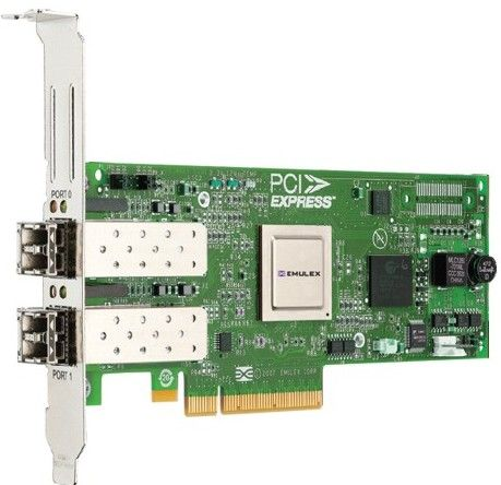 IBM 42D0407 4GB Dual Port PCI-x Fibre Channel Host Bus Adapter