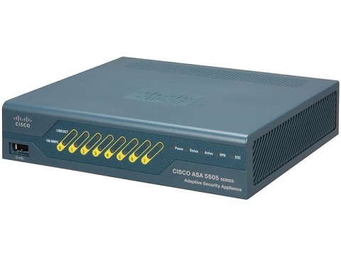 Asa5505 Ssl10 K9 Networking Security Appliance Firewall