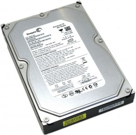 Seagate Barracuda ES ST3250820NS 250GB 7200RPM SATA 3.0Gb/s 3.5