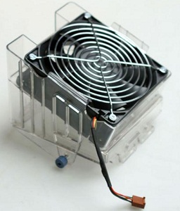 HP 372213-001 120mm Fan assembly for ML350 G4