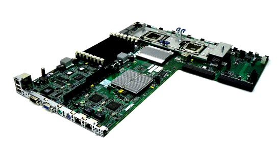 HP Systemboard Supports Xeon 50xx