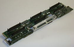 HP 376474-001 SCSI Backplane Board for Proliant DL380 G3