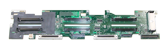 Dell KJ881 1x6 SCSI Backplane Board for PowerEdge 2850
