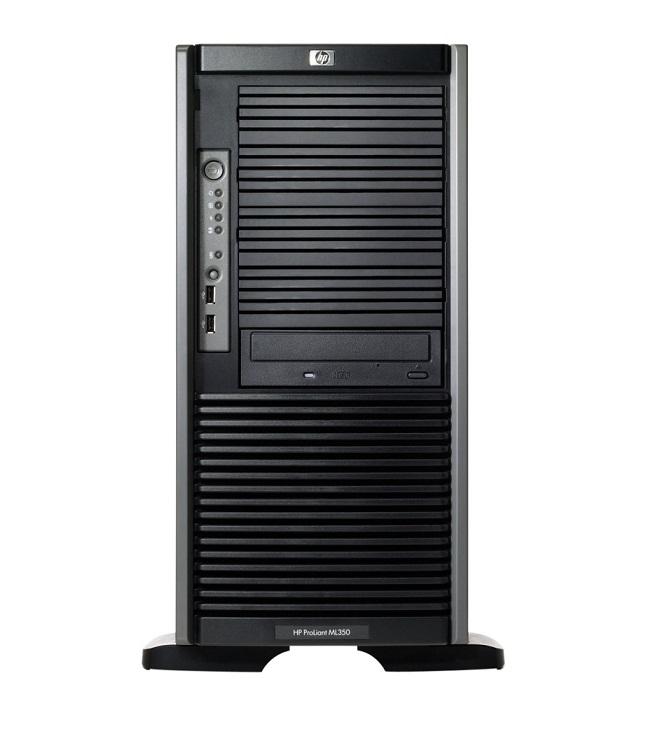 hp 458238 001 proliant ml350 g5 e5430 2gb e200i 128 1x800w server. Black Bedroom Furniture Sets. Home Design Ideas