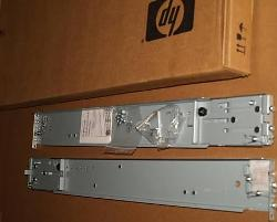HP 356906-001 Genuine 2U Universal Snap-in MSA Rack Rail Kit