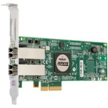 HP A8003-60001 4Gb Dual Channel PCIe Fibre Channel Host Bus Adapter