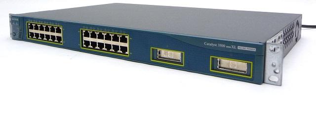 Cisco catalyst 3500 series xl manual