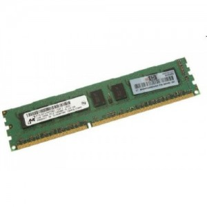 2RX4 PC2-5300F DDR2-667 ECC MEMORY FOR G5 1X4GB 416473-001 HPE 4GB