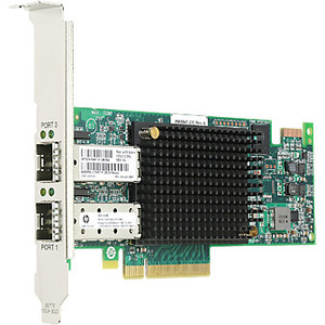 HP AJ763A StorageWorks 82E 8Gb Dual Port PCIe FC Host Bus Adapter