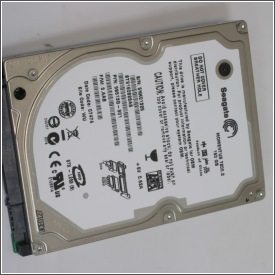 Seagate Momentus ST9160823AS 160GB 7200RPM SATA 3.0Gb/s 2.5