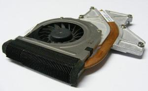 HP 431851-001 Fan and Heatsink Pavilion dv2000