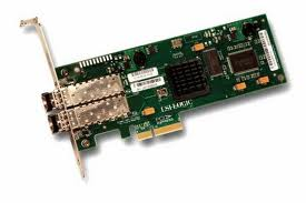 LSI LSI7204EP-LC 4Gbps Dual Port PCIe x8 Fiber Channel HBA