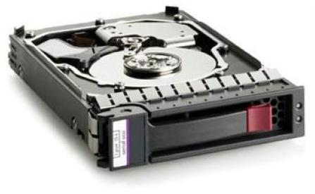 HP Refurbished 507119-001 146GB 6G 10k 2.5Inch DP SAS Hdd