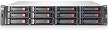 HP AJ749A StorageWorks Modular Array 2000 Single I/O Storage enclosure