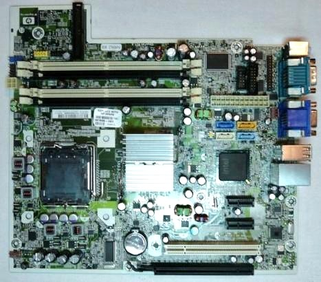 461536 001 Hp Compaq Dc5800 Sff Desktop System Board Motherboard