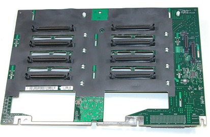 Dell H1051 SCSI Backplane Assembly for Poweredge 2800