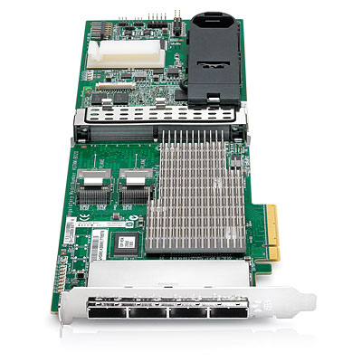 HP 487204-B21 Smart Array P812/1G FBWC 6GB PCIe x8 SAS ...