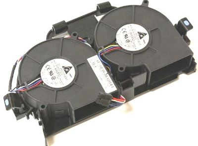 Dell X8934 CPU Dual Blower Fan for Poweredge 860 R200