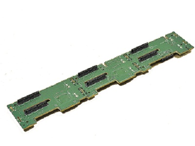 Dell W814D 1x6 3.5Inch HDD Backplane for PowerEdge R710