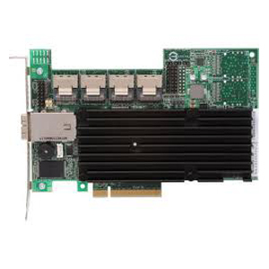 3ware LSI00252 SAS 6Gb/s PCIe 2.0 W/512 MB Controller Card