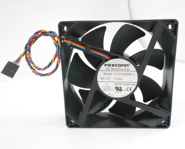 Dell NN495 Fan Assembly for Optiplex GX520 GX620 740 960