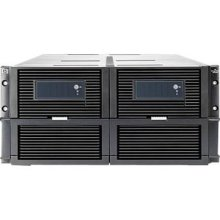 HP AJ866A StorageWorks Disk System 600 with two Dual Port I/O Module