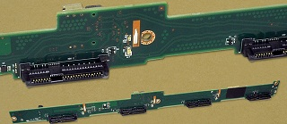 HP 512181-B21 4 Hard Drive Hot Plug Backplane Kit for Proliant G6