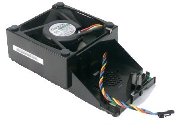 DELL H814N Fan Assembly for Optiplex 755 760 SFF