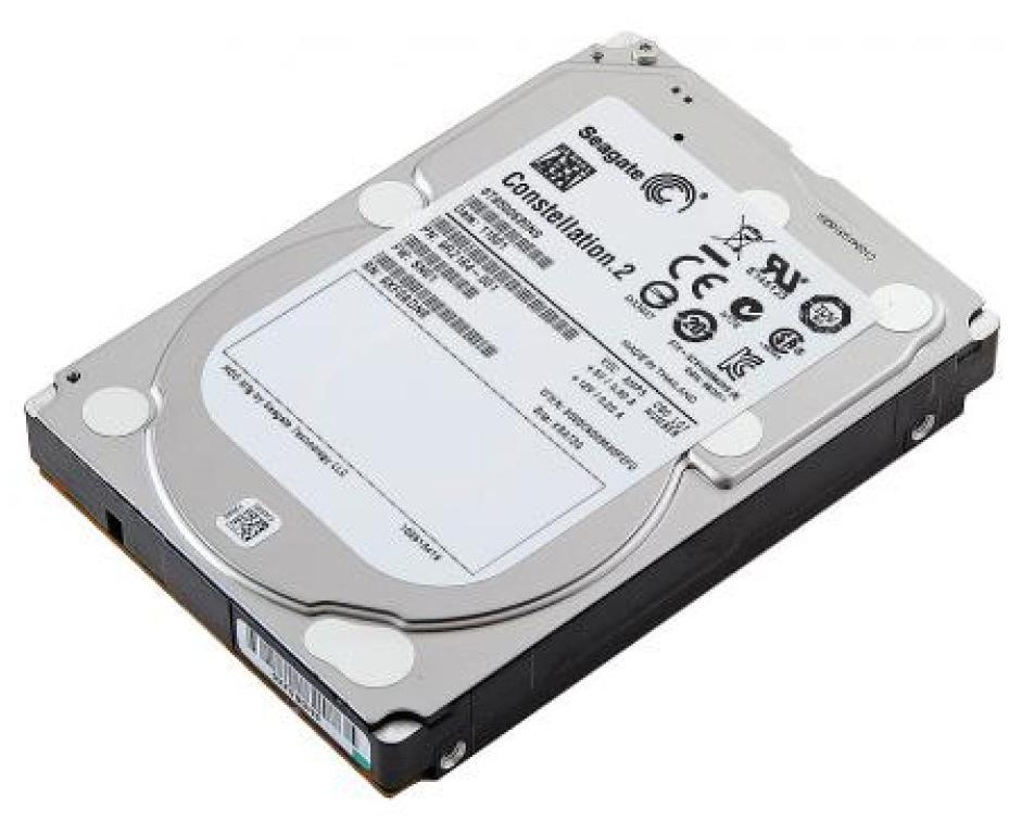 """Seagate ST9500620NS 500GB 7200RPM 64MB 6Gb//s 2.5/"""" SATA Server Hard Drive"""