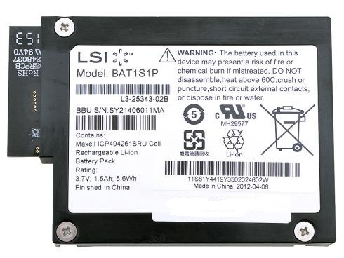 IBM 46M0857 ServeRAID M5000 Series Battery