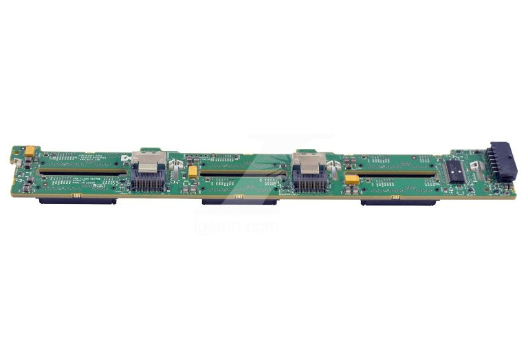 Dell WR7PP Backplane Board for R610