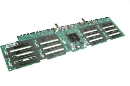 Dell J565K 16 Slot HDD Backplane for PowerEdge R910