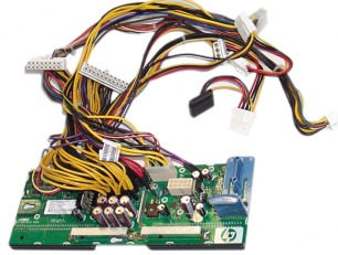 HP 461318-001 Power supply backplane Board for Proliant ML350 G6