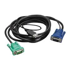 HP AF623A KVM Console USB Virtual Media Cac Interface Adapter