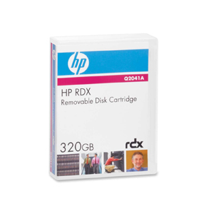 Hp C8s07a Disk Backup System Usb 3 0 1tb Rdx Drive Search