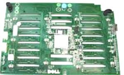 Dell M276H 16 Bay 2.5-inch Backplane Board for T710