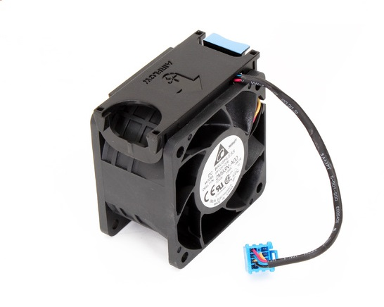 Dell RJ82F Cooling Case Fan Assembly for R510