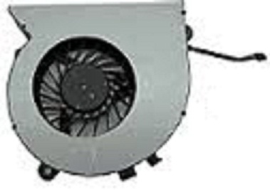 HP 669981-001 Processor fan asembly for PRESARIO