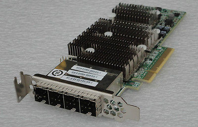 Dell 1V1W2 6GB PCI-E 4-Port SAS I/O Controller