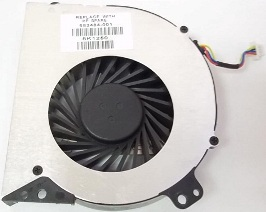 HP 683484-001 Fan assembly for Probook 4540S
