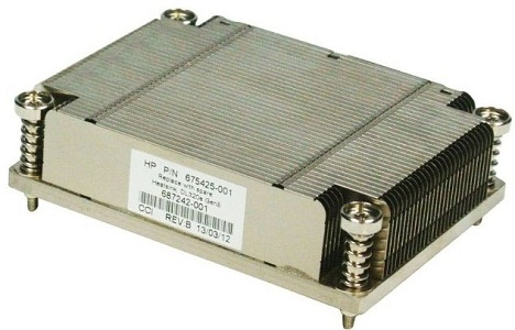 HP 687242-001 Heatsink for Proliant DL320E Gen8