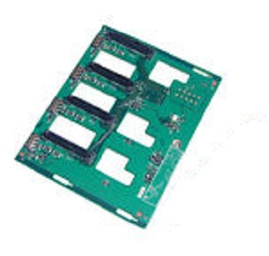 HP 686756-001 4bay SAS/SATA LFF HDD Backplane for Proliant Ml310E G8