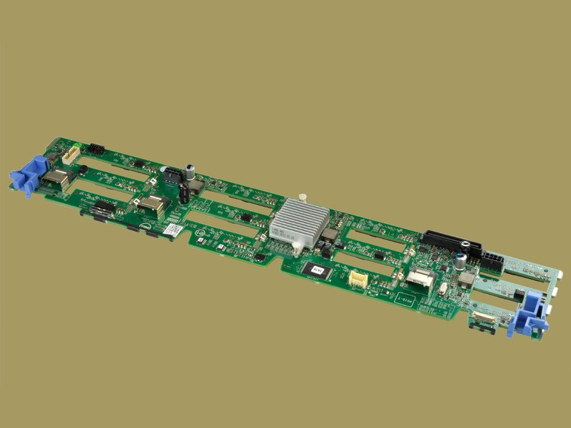 Dell WC17M 3.5 Hard Drive Backplane for Poweredge C6220