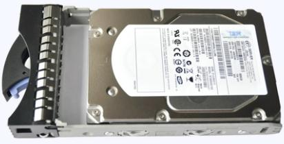 IBM 43X0849 73GB 15k SAS 3G 2.5 Inch 16MB Buffer Lff Non Hot Swap HDD
