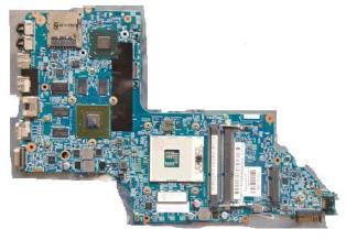 693233-001 HP Envy 6-1000 Ultrabook Motherboard 7670M//2G w//Intel i5-2467M 1.6Ghz CPU