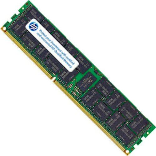 Hp 591750 571 4gb 1333mhz Pc3 10600r Ecc Registered 1rx4 Ddr3 Memory