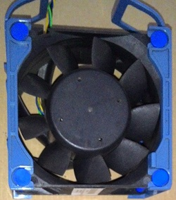 HP 631569-001 80x38mm 4U Fan for Proliant ML110 G7 Minitower